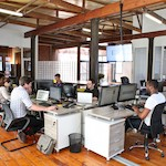 Panacea Mobile Cape Town office