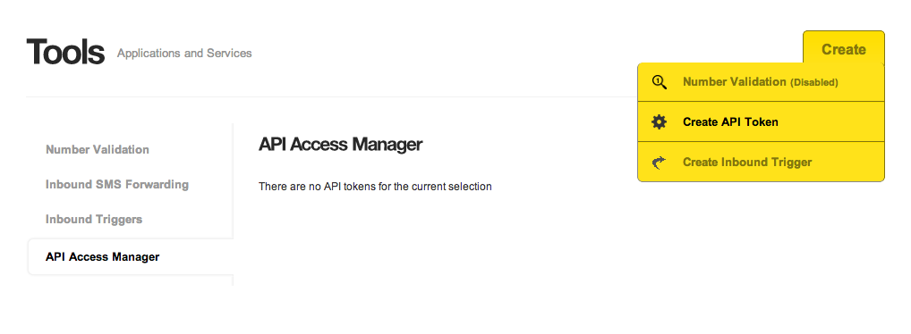 Panacea Mobile API Access Manager